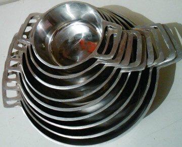 SAVAmetais - Panelas (alumínio mole)